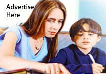 Panel advertisement