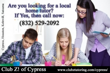 Club Z! Tutoring of Cypress